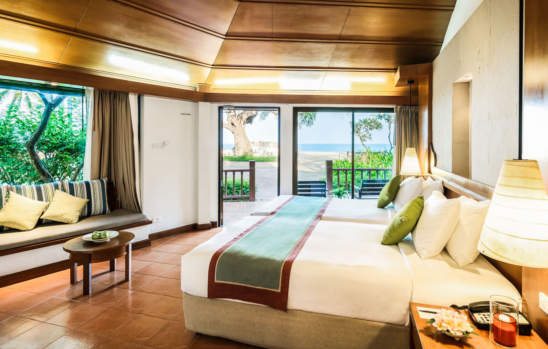 Anavana villa beachfront huahin chaam
