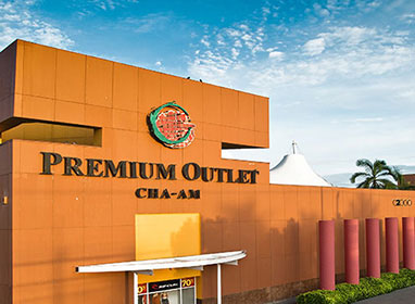 Premium Outlet Cha Am Mall