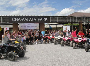 Cha Am ATV Park and Paintball