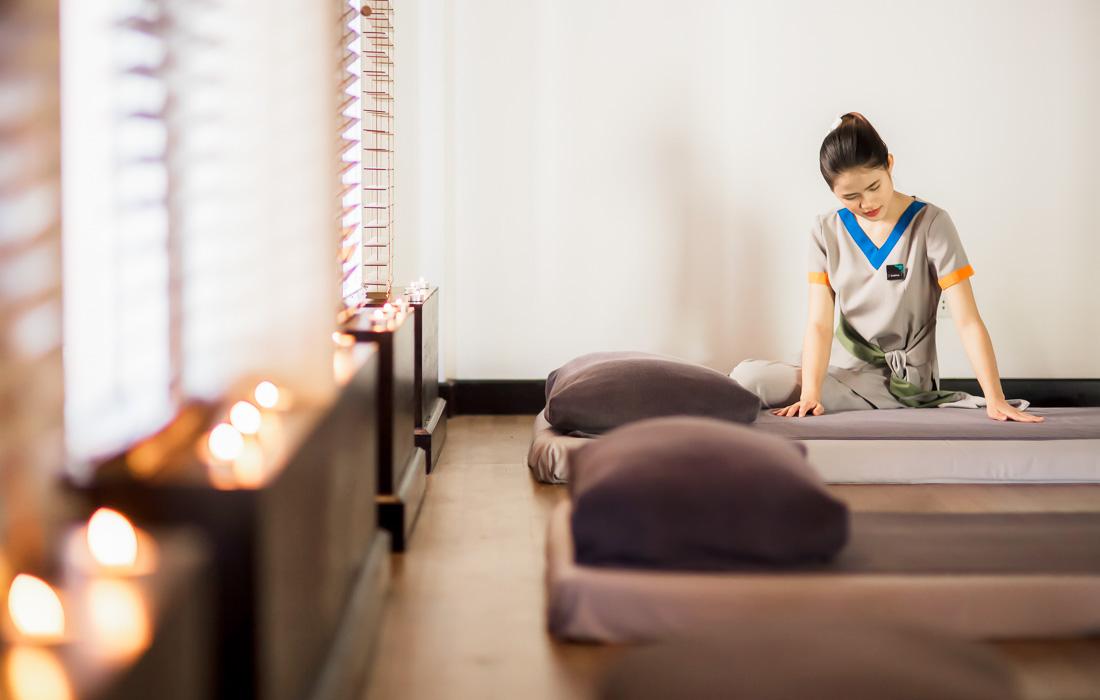 Ayatana spa massage huahinchaam Thailand