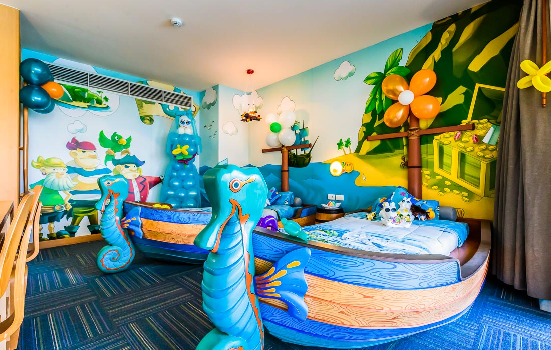 Family suite forkids huahinchaam