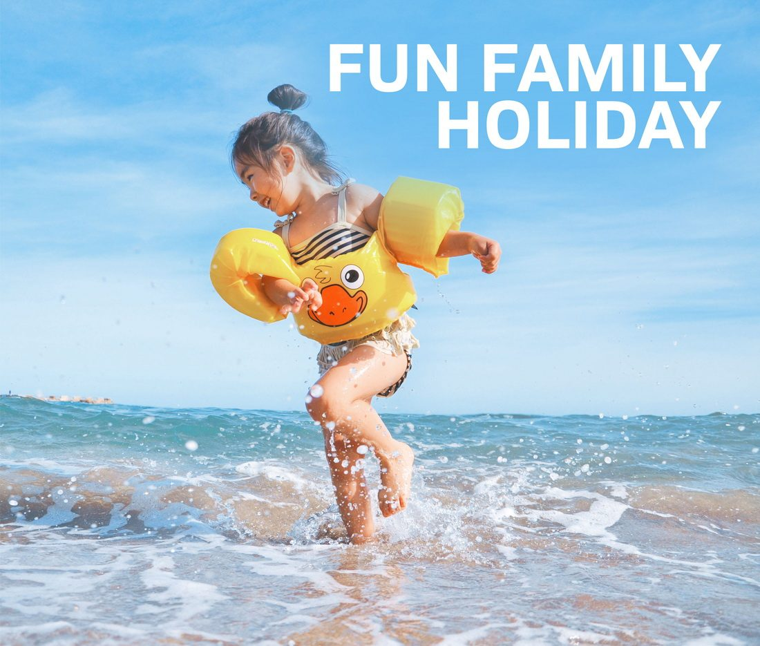 Family promotion beach resort huahinchaam Thailand