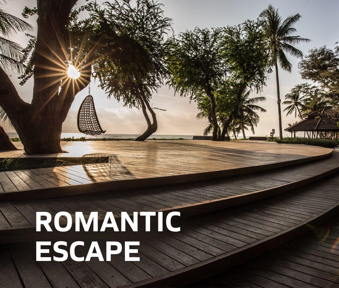 Romantic escape honeymoon beach resort huahinchaam Thailand