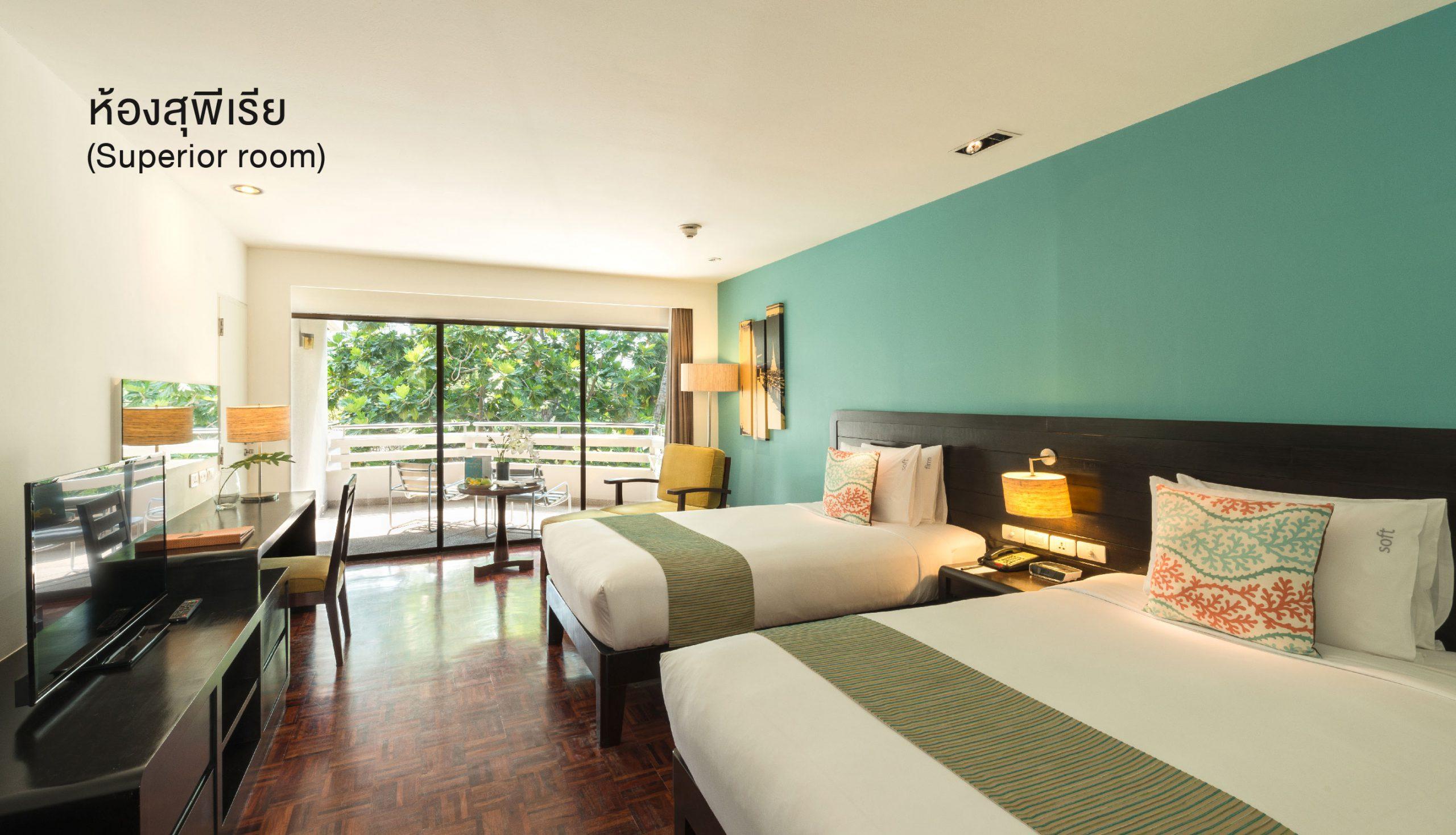 Regent Chaam Hua Hin_ Superior room