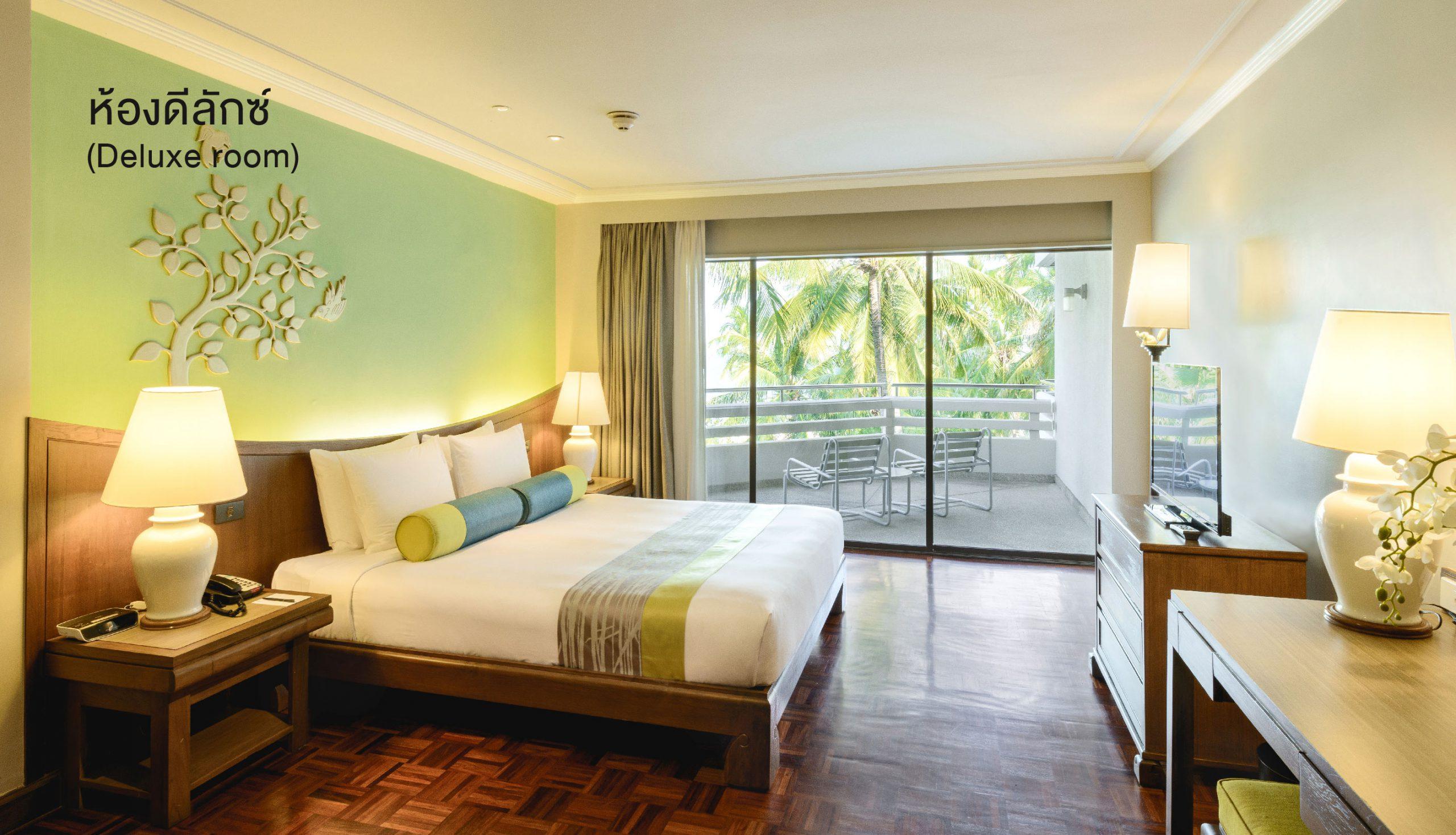 Regent Chaam Hua Hin_ Deluxe room